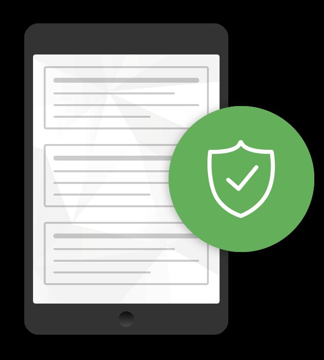 Mitarbeiter App: Sicherheit