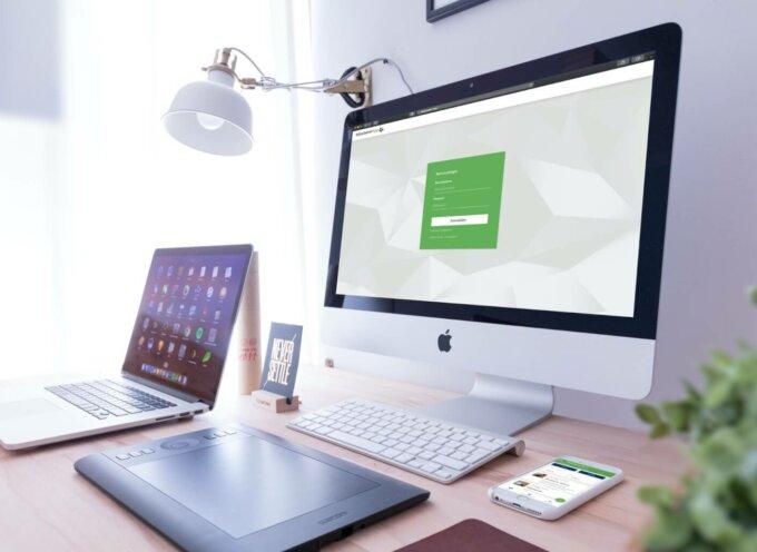 Mitarbeiter App für Unternehmen - modernes Intranet für Unternehmen, mobil